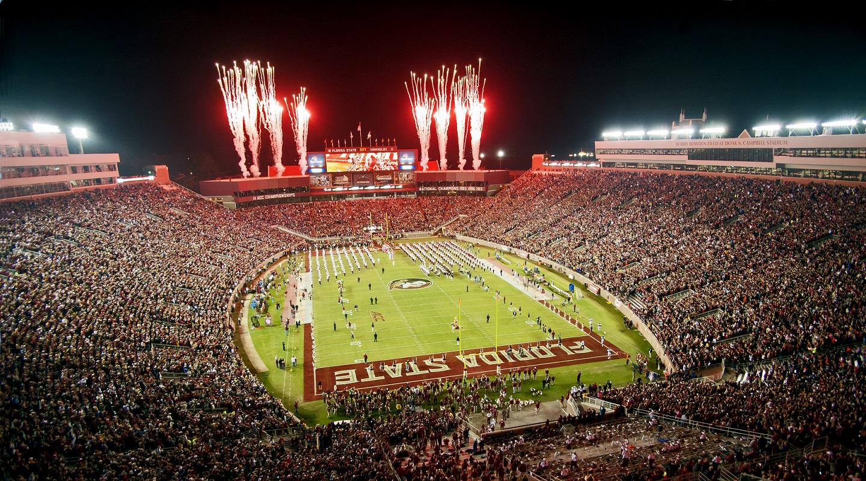 Florida State Football Stadium Tour