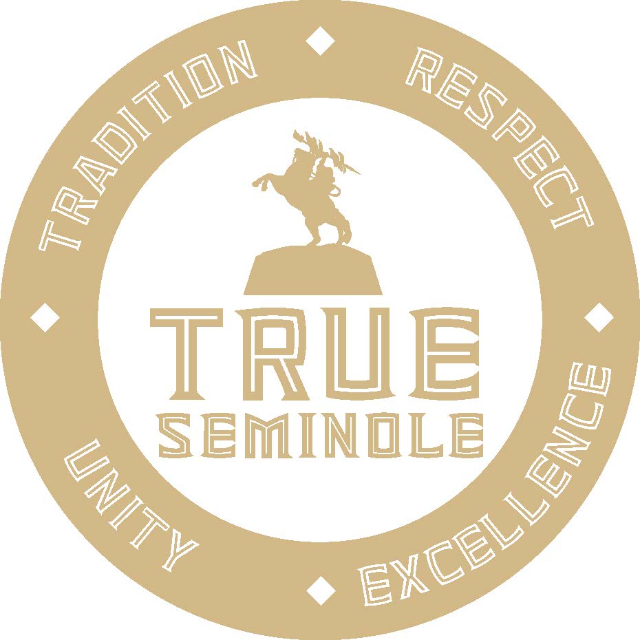 True Seminole Logo